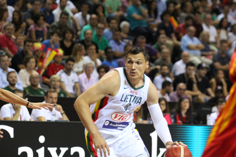 Draugiškos rungtynės: Ispanija - Lietuva
