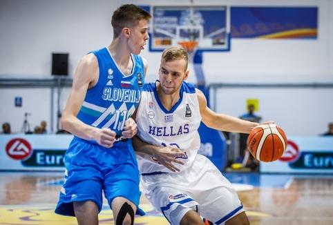 """""""Ryto"""" jaunimo sistemoje – Graikijos krepšinio talentas"""