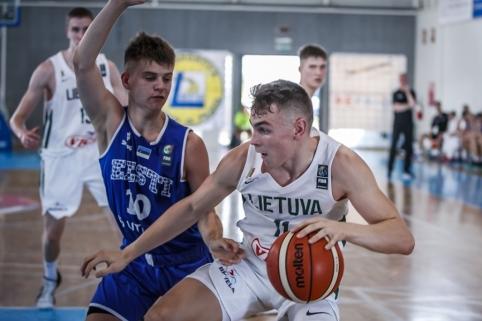 Lietuva – Estija (U16)