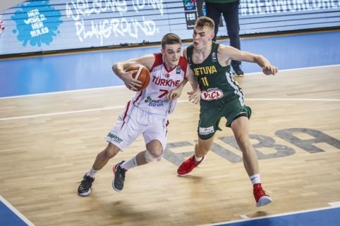 Lietuva – Turkija (U16)