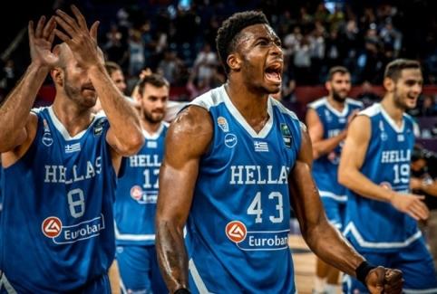Draugiškose rungtynėse – įtikinamos graikų ir brazilų pergalės