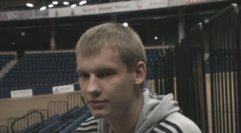 """""""Ryto"""" treniruotėse dalyvavęs J.Gintvainis keliasi rungtyniauti į Lenkiją"""