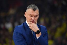 """Š. Jasikevičius: """"Scola gali pridaryti problemų tiek po krepšiu, tiek toliau nuo jo"""""""