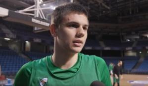"""K. Kriisa: """"Lietuvoje Estijos krepšinis yra lyg pokštas"""""""