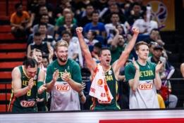 Lietuva pretenduos surengti vieną iš olimpinių atrankos turnyrų