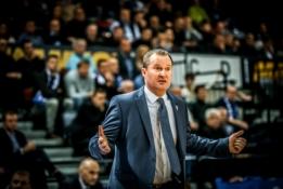 K. Maksvytis apsisprendė tapti Lietuvos rinktinės treneriu?