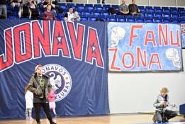 """""""Jonava"""" nusileido svečiams iš Baltarusijos"""