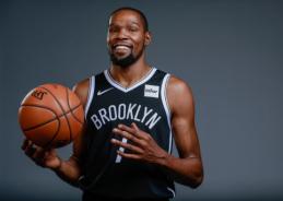 """K. Durantas: 2016 metų """"Cavaliers"""" buvo talentingiausia komanda"""