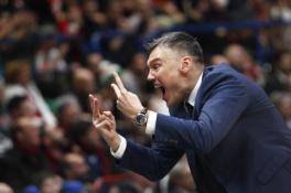 """Š.Jasikevičius: """"Kai žaidėjai pataiko, treneris atrodo protingesnis"""""""