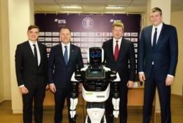 Būna ir taip: K. Maksvyčio trenerių štabe – robotas