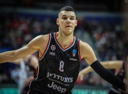 Sutrumpėjo Lietuvos vyrų krepšinio rinktinės stovyklos dalyvių sąrašas
