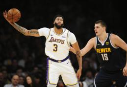 Trys tinkamiausi kandidatai NBA 2K21 viršeliui
