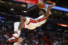 Vienas šokliausių NBA žaidėjų dalyvaus dėjimų konkurse
