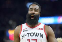 """NBA 2K pavaizduota, kaip atrodytų """"Nets"""" žaidimas, atvykus J. Hardenui"""