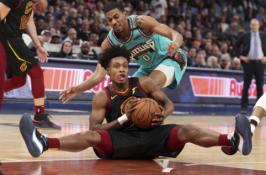 """NBA epizodų viršūnėje - nesulaikoma """"Cavs"""" ataka"""