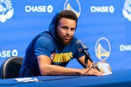 """S.Curry: norėjau, jog mane pasirinktų """"Knicks"""""""