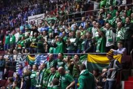 """Džiugi žinia """"Žalgiriui"""": Eurolygos rungtynės – su žiūrovais"""