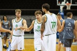 R.Jokubaičio penketas: Graikijos krepšinio žvaigždės, du lietuviai ir tėtis