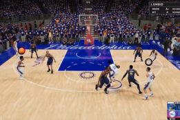 Pamatykite: neįtikėtina NBA finalo pabaiga 2K21 žaidime