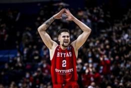 """""""Rytas"""" sutriuškino titulą ginančią Burgoso ekipą"""