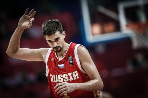 Dar vienas smūgis Rusijos rinktinei – Pasaulio taurėje versis be A.Švedo