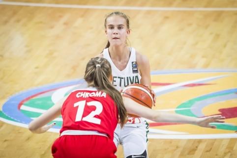 J.Jocytė turės apsispręsti kurią pilietybę pasirinkti - Lietuvos ar JAV