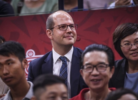 FIBA generalinis sekretorius A.Zagklis: su Eurolyga reikia kalbėtis