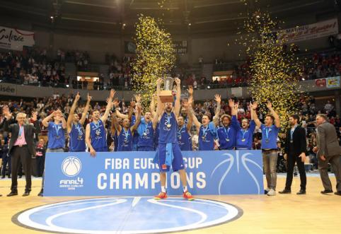 FIBA paskelbė nepatikimiausias žaidėjams Europos šalis