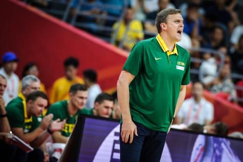 FIBA griežtai nubaudė D.Adomaitį