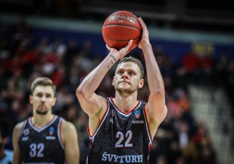 """Oficialu: """"Rytas"""" keliasi į FIBA Čempionų lygą"""