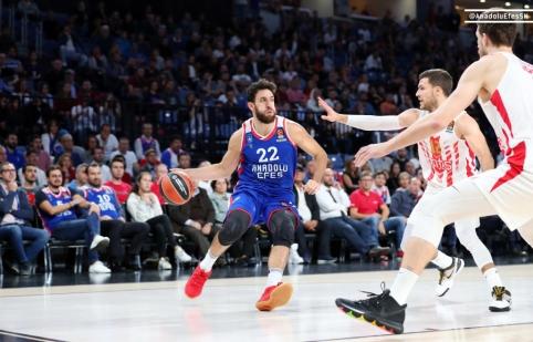 """Po kritikos sužvėrėjęs Micičius nepaliko šansų """"Olympiakos"""" ekipai"""