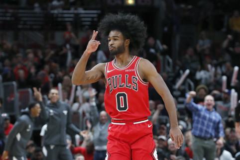 """Taikliarankis """"Bulls"""" naujokas užfiksavo rekordą"""