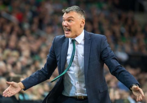 """Š. Jasikevičius: """"Pagrindinis dalykas yra išsaugoti visus žaidėjus"""""""