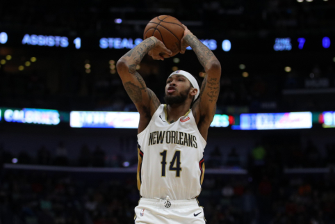 """""""Pelicans"""" bet kokia kaina sieks išlaikyti lyderį"""