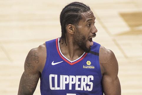 """K. Leonardas nusiuntė dovanėlę aršiam """"Lakers"""" gerbėjui Snoop Doggui"""