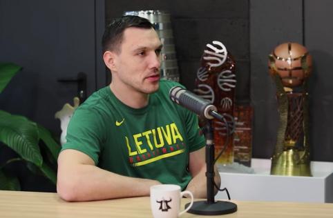 Prie Kėdainių komandos organizacijos jungiasi J. Mačiulis