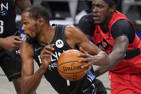 M. Sullivanas: K. Durantas yra gerokai prasirūkęs
