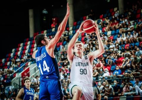 Aštuoniolikmečiai gėdingu pralaimėjimu pradėjo FIBA Challenger turnyrą