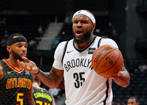 Buvęs NBA žaidėjas pasišovė tapti trilijonieriumi