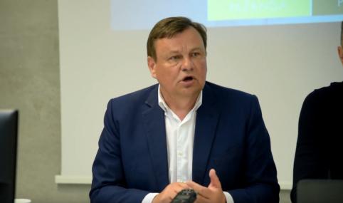 S. Malinauskas įvertino LKF rinkimus: sekama LFF pėdomis