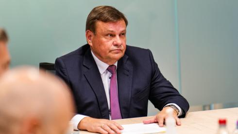 LKF prezidentas V. Gedvilas patvirtino, jog M. Buzelis bus kviečiamas į rinktinę